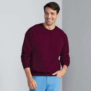 DryBlend adult crew neck sweatshirt
