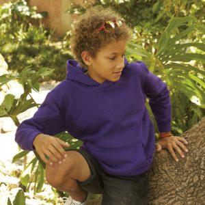 Fruit of the Loom 62-043-0 - Kinder Hoodie