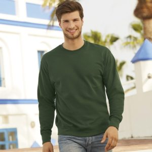 SS926 Lightweight set-in sweatshirt