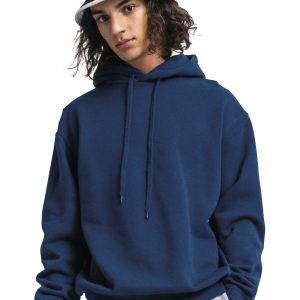 Classic hooded basic sweatshirt